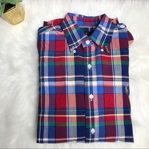 NWT Ralph Lauren #02P Classic Fit Button Shirt